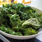 Best Crispy Baked Kale Chips